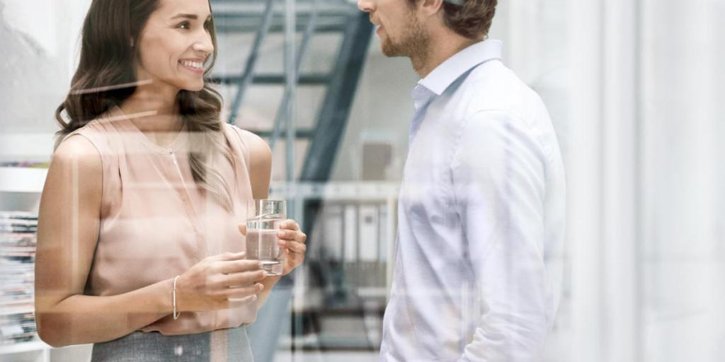Dating jemand heiß und kalt